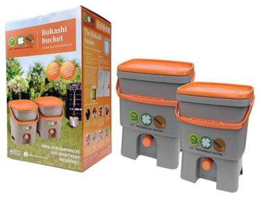 Bokashi Keukenemmer - complete set