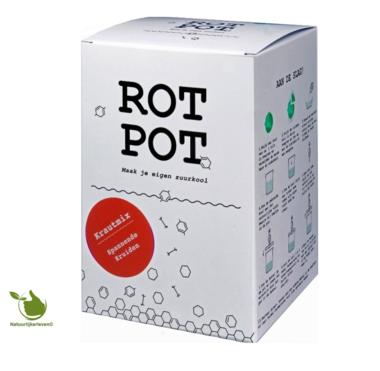 Zuurkool Fermentatie Set - RotPot spannende kruiden