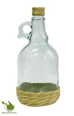Authentieke Likeurfles 1 liter