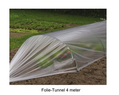 Folie-Tunnel 4 meter