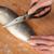 Multifunctionele keukenschaar met etui