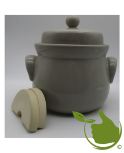 Mini zuurkool/kimchipot 3 liter