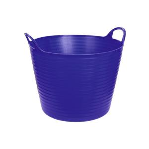 Mand flexibel, FlexBag Blauw 28-liter