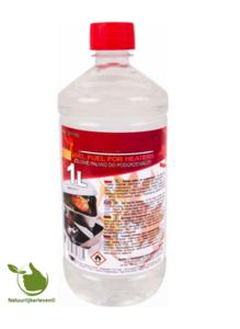 Aanmaak gel 1 liter voor rookkasten en barbecues