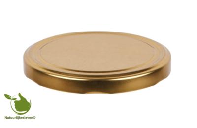 Twist-off deksel goud 63 mm