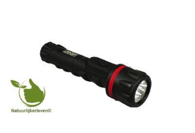 Zaklamp LedGet LED 2x AA