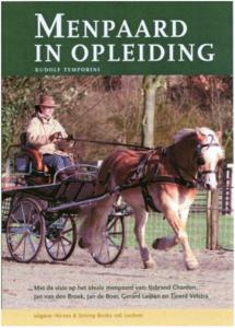 Menpaard in opleiding van Rudolf Temporini