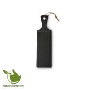 Kaasplank Porselein Zwart S Lengte 19,5 cm