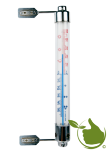 Raam thermometer
