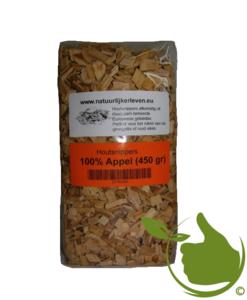 Houtsnippers van 100% Appel