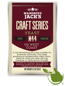 Gedroogde biergist US West Coast M44 – Mangrove Jack's Craft Series - 10 g