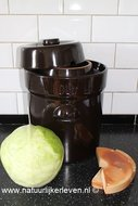 Zuurkool pot 5 Liter