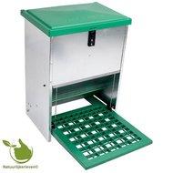 Automatische voerbak (trapbak) 12kg