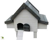 Kippenhok Cottage van Natuurlijkerleven